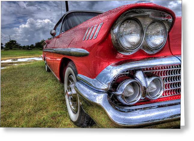 58 Impala Greeting Card