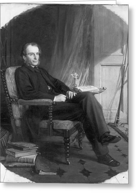 Charles Kingsley (1819-1875) Greeting Card by Granger