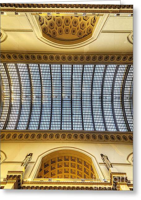 Chicago's Union Station Greeting Card
