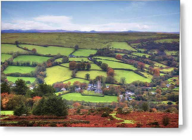 Dartmoor Greeting Card by Joana Kruse