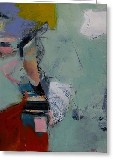 Figure Study Greeting Card by Fred Smilde