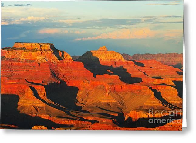 Grand Canyon Greeting Card by James Yang