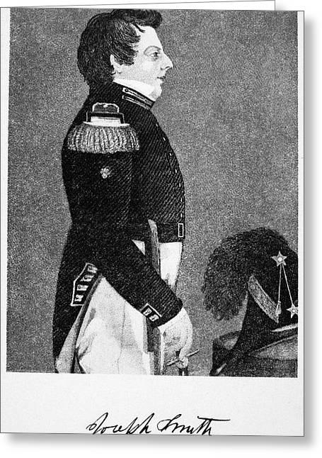 Joseph Smith (1805-1844) Greeting Card by Granger