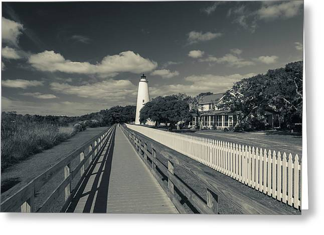 North Carolina, Cape Hatteras National Greeting Card
