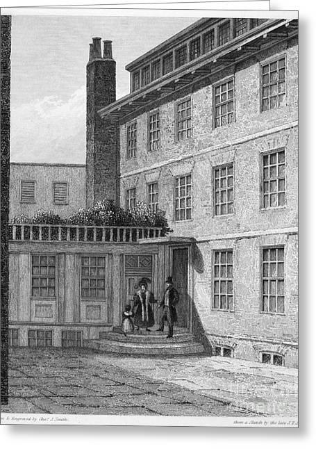 Samuel Johnson (1709-1784) Greeting Card