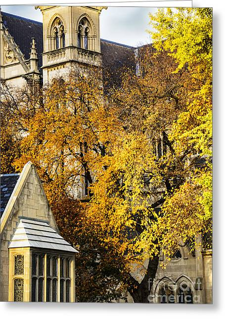 St Paul Cathedral Greeting Card