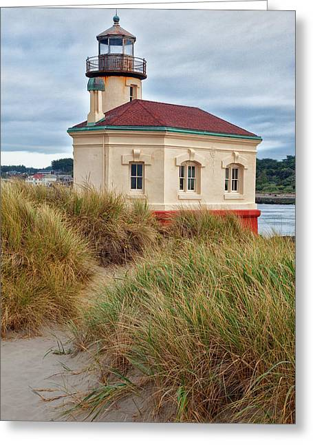Usa, Oregon, Bandon Greeting Card by Jaynes Gallery