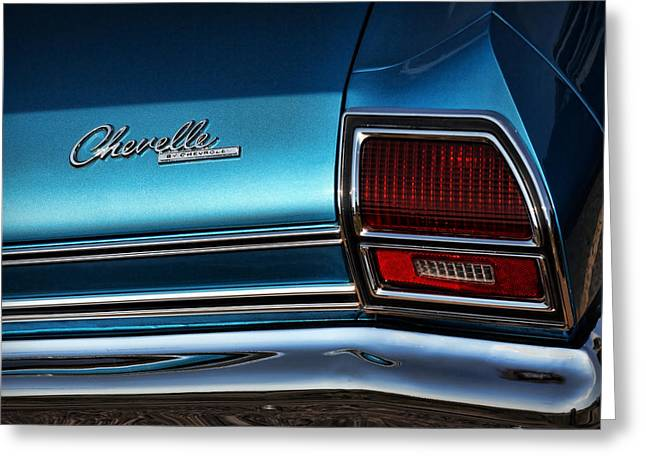 '69 Chevelle Greeting Card