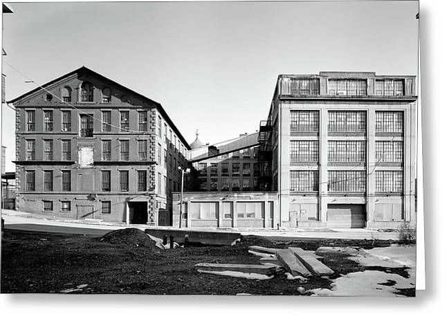 Colt Factory, 2005 Greeting Card