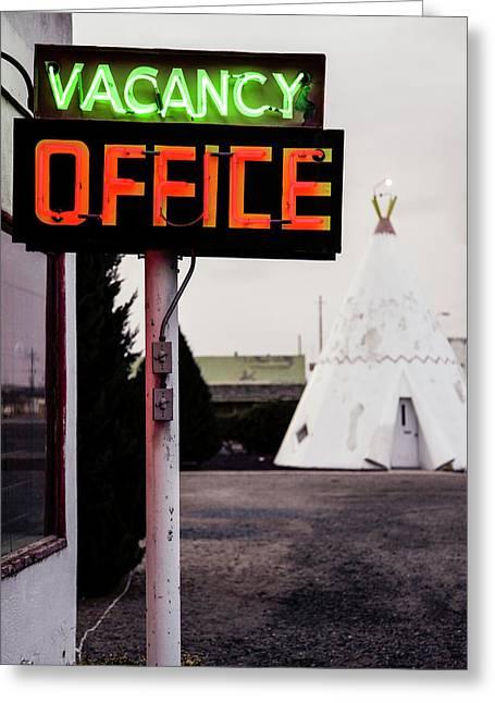 Holbrook, Arizona, United States Greeting Card