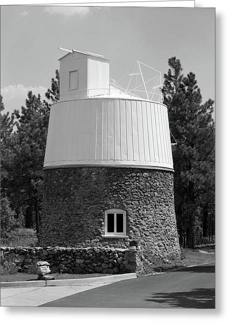 Lowell Observatory Greeting Card by Granger