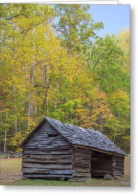 Tennessee, Great Smoky Mountains Greeting Card by Jamie and Judy Wild