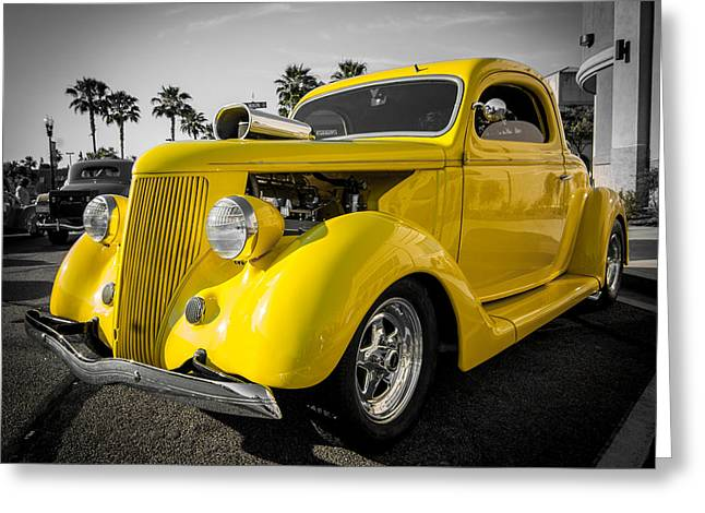 Vintage Car Photograph By Mickey Clausen