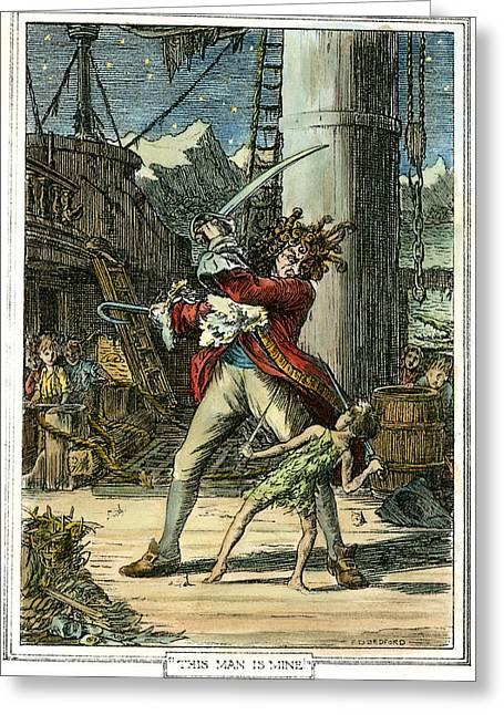 Barrie Peter Pan, 1911 Greeting Card