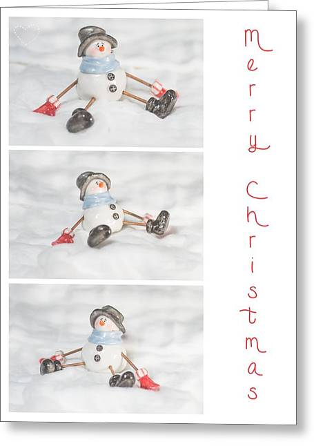 Christmas Card Greeting Card by Mirra Photography