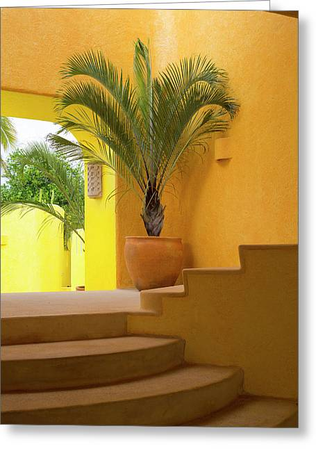 Costa Careyes, Costalegre, Jalisco Greeting Card