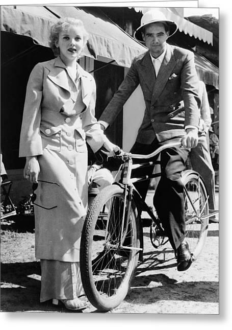 Howard Hughes (1905-1976) Greeting Card