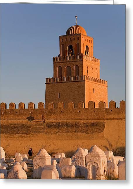 Kairouan Greeting Card by Lucas Vallecillos - Vwpics