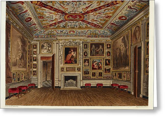 Kensington Palace Greeting Card by British Library