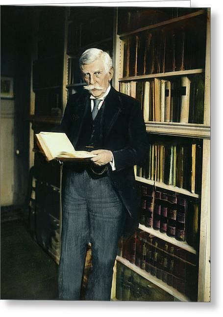 Oliver Wendell Holmes, Jr Greeting Card by Granger