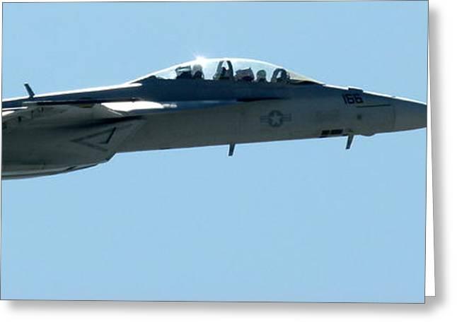 Usmc Fa18 Hornet Greeting Card