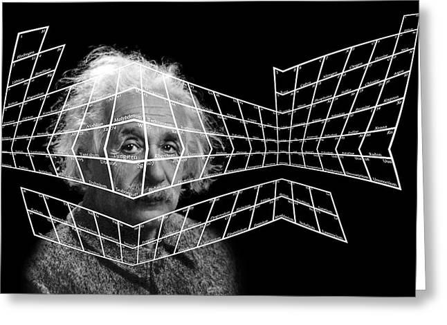 99 Einsteinium Greeting Card