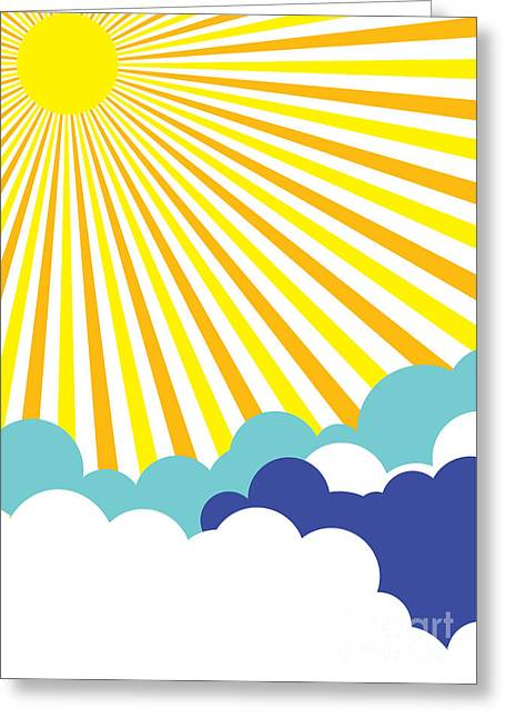 A Background Design Suitable For A Greeting Card