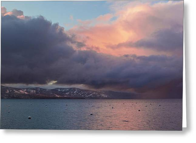 A Beautiful Storm Greeting Card by Brad Scott