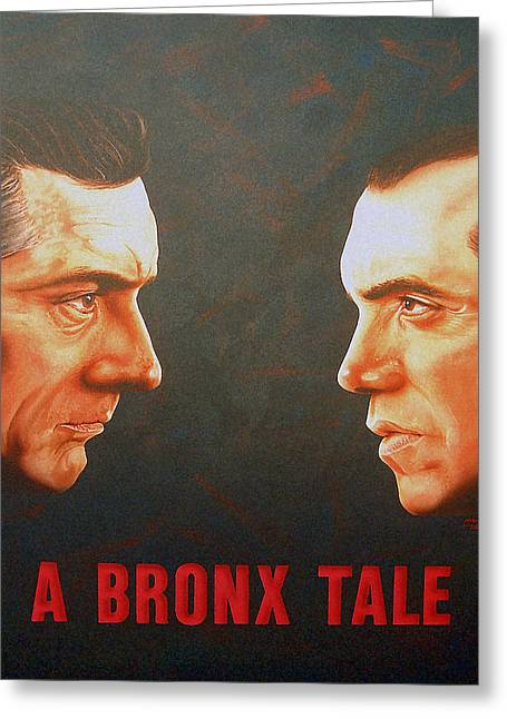 A Bronx Tale Greeting Card
