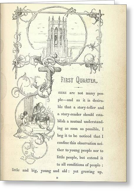 A Church Greeting Card by British Library