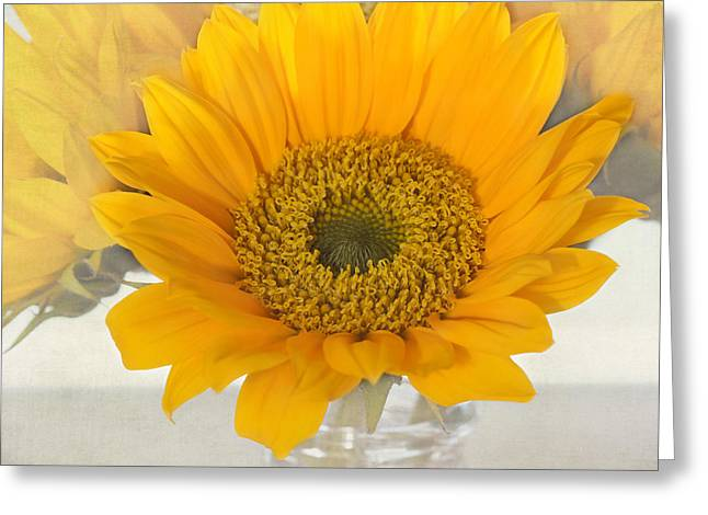 A Cup Of Sunshine Greeting Card