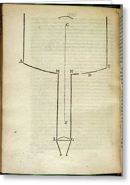 A Diagram Greeting Card by British Library