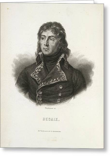 A French General Greeting Card by British Library
