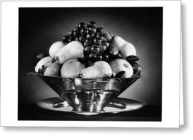A Fruit Bowl Greeting Card