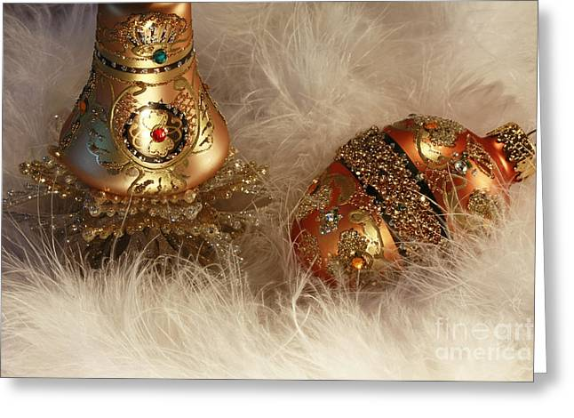 A Holiday To Remember Greeting Card by Inspired Nature Photography Fine Art Photography
