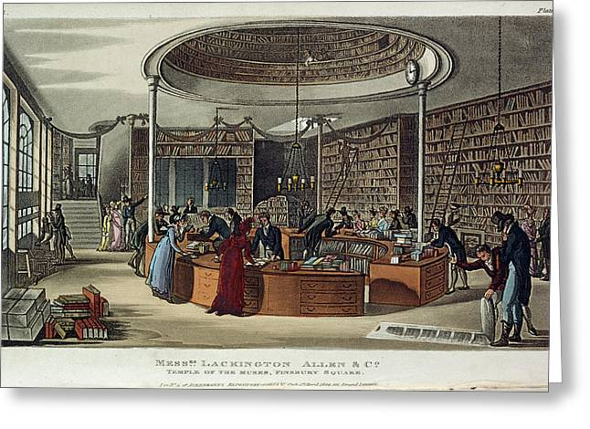 A Library Greeting Card by British Library