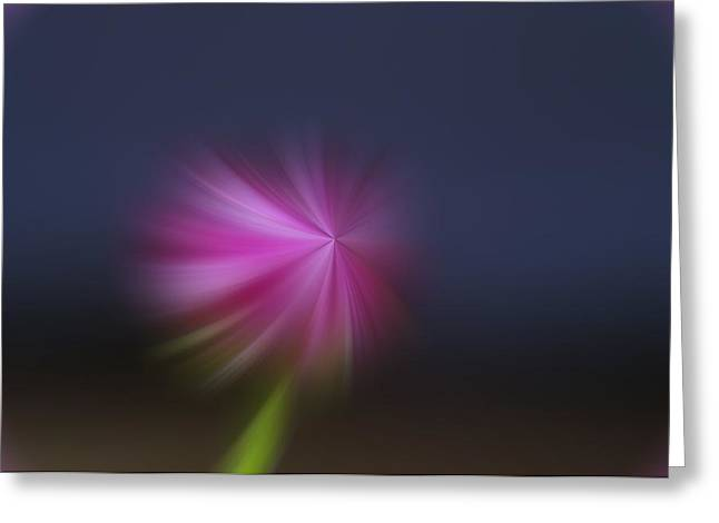 A Little Whirled Lollipop Greeting Card by Jeff Swan