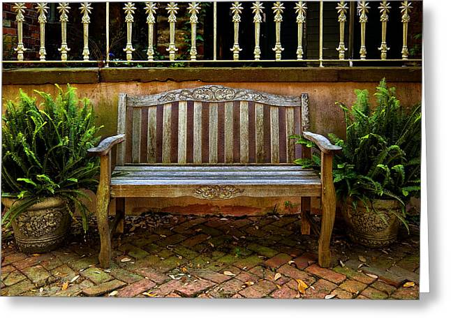 A Place To Rest Greeting Card by Diana Powell