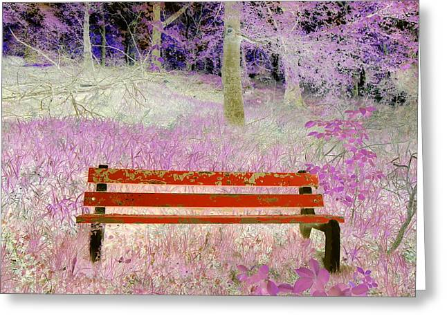 A Place To Rest Greeting Card by The Creative Minds Art and Photography