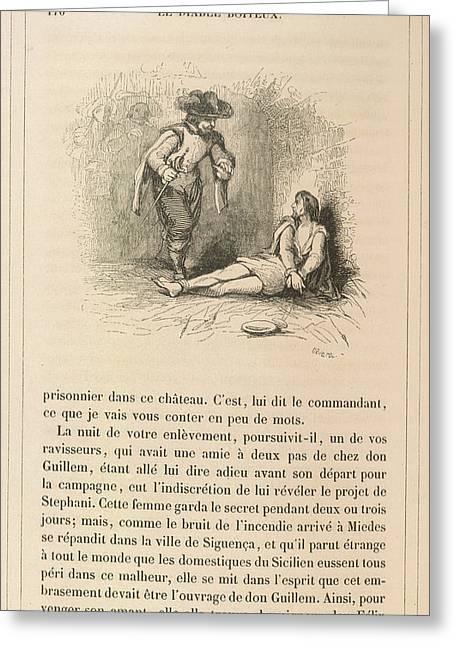 A Prisoner Greeting Card