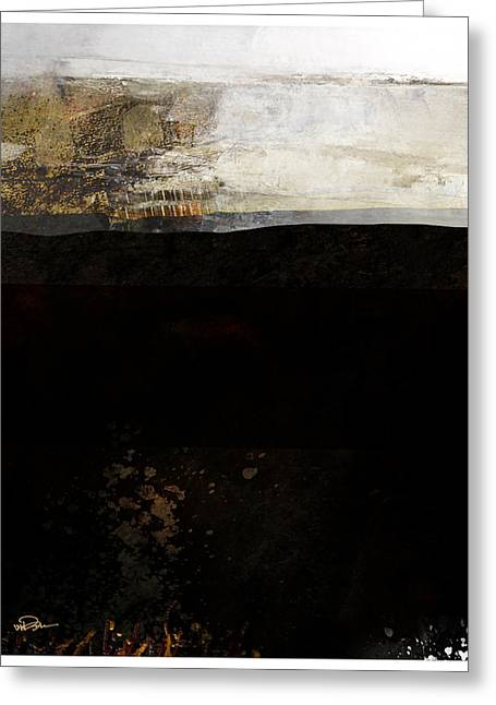 A Simple Landscape Greeting Card by James VerDoorn