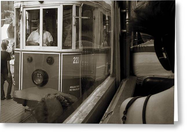 A Streetcar Named Desire Greeting Card