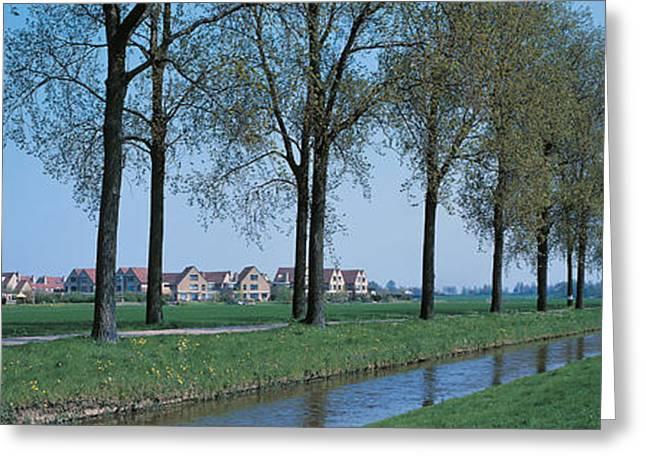 Aalsmeer Holland Netherlands Greeting Card