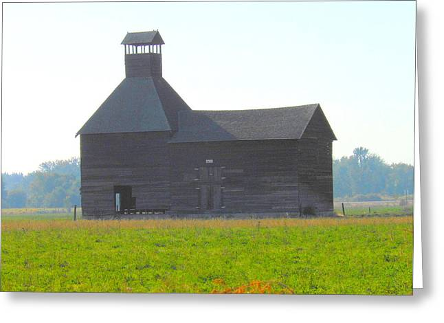 Abandoned Greeting Card by Kay Gilley