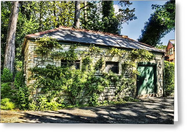 Abandoned Greeting Card by Steve Purnell