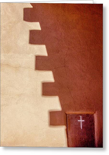 Abiquiu, New Mexico, United States Greeting Card by Julien Mcroberts