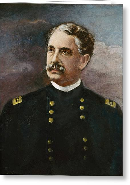 Abner Doubleday (1819-1893) Greeting Card