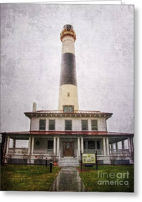 Absecon Lighthouse Greeting Card
