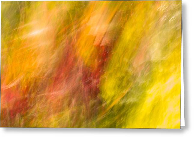 Abstract 10 Greeting Card