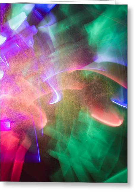 Abstract 20 Greeting Card